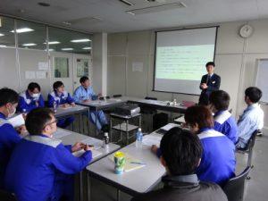 富山県にてISO9001内部監査員研修